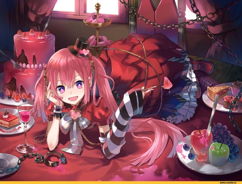 bokura-wa-mahou-shoujo-no-naka-eihi-Anime-Art-Anime-2298016
